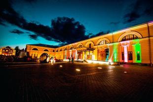 陶格夫匹爾斯馬克·羅斯科藝術中心旅館
