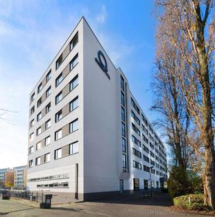 法蘭克福梅斯飯店 - 由美麗亞管理Hotel Frankfurt Messe managed by Melia