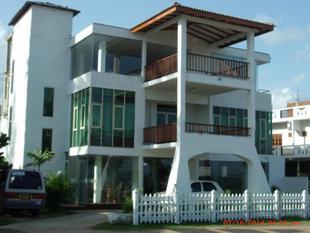 阿格拉蘭卡海灘度假村 Agra Lanka Beach Resort