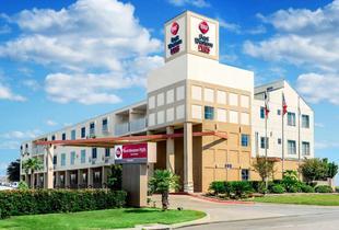 最佳西方PLUS羅克沃爾套房旅館Best Western Plus Rockwall Inn and Suites