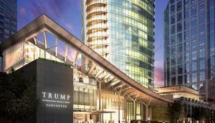 温哥華特朗普國際大廈酒店
