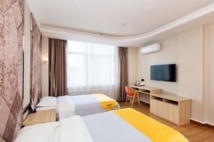 牡丹江花美時酒店Feronia Hotel