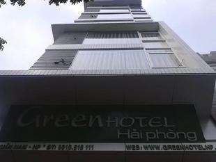 海防綠色飯店Green Hotel Hai Phong