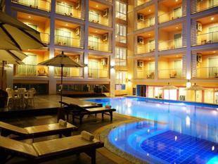 芭達雅貝拉最好飯店Best Bella Pattaya Hotel