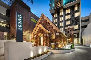 伯斯東方探索飯店Quest East Perth