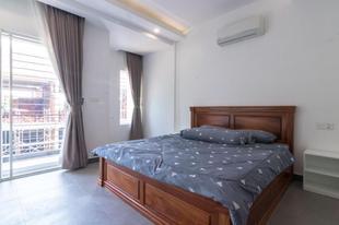 暹粒中心區的2臥室獨棟住宅 - 112平方公尺/3間專用衛浴 LV Town House