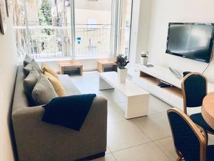 海灘區的3臥室公寓 - 90平方公尺/2間專用衛浴Nice apartment 50 meters from de beach, 6 pers