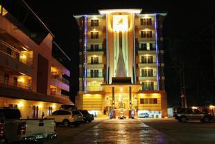 泰國芭堤雅鉑金酒店