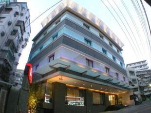 台北北投漾館時尚溫泉Aqua Bella Hotel