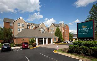 希爾頓惠庭套房飯店 - 亞歷山大飯店Homewood Suites by Hilton Alexandria Hotel