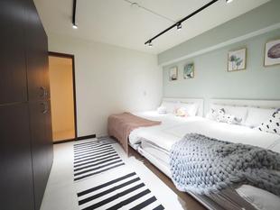 大安區的3臥室公寓 - 148平方公尺/2間專用衛浴MOST VIEWED!!!Daan District 3BD/2bth/10ppl stay