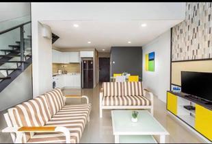 班達爾威的3臥室公寓 - 92平方公尺/2間專用衛浴 DK CITY DUPLEX RESIDENCE