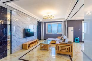 營口夢海藍家庭公寓(原小旭家庭式公寓)营口梦海蓝家庭公寓(原小旭家庭式公寓)