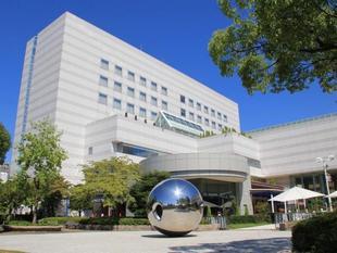 廣島市文化交流會館Hiroshima City Bunka Koryu Kaikan Hotel