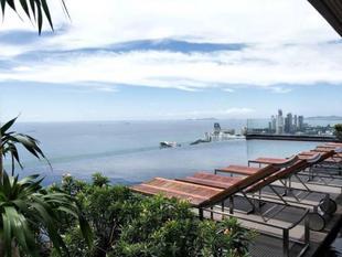 芭達雅中央區的1臥室公寓 - 38平方公尺/1間專用衛浴 Amazing views point @ center of Pattaya city
