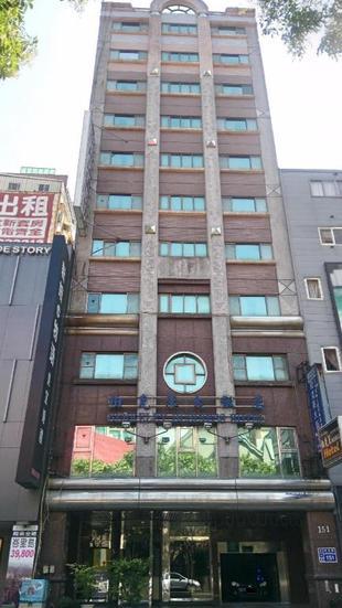 柏克萊商務大飯店 中正店Taiwan Berkeley Hotel City Center