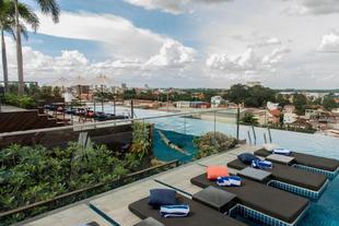 阿誇力魯斯飯店及城市度假村 Aquarius Hotel & Urban Resort