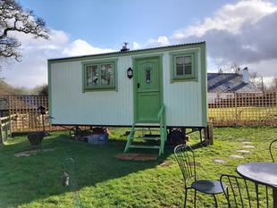The Old Mill Shepherds Hut