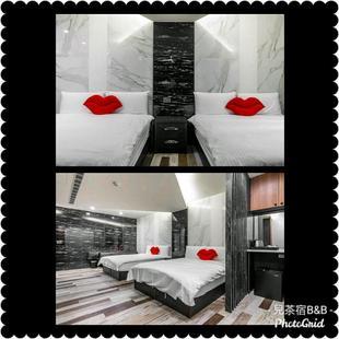 日月潭的1臥室獨棟住宅 - 50平方公尺/1間專用衛浴 (sun moon tea b&b Family Room)sun moon tea b&b Family Room