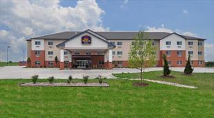 最佳西方Plus帕特森公園旅館Best Western Plus Patterson Park Inn