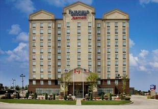 多倫多機場萬豪萬楓飯店Fairfield Inn & Suites by Marriott Toronto Airport