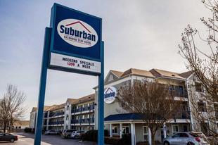 郊區Extended Stay飯店 - 近布拉格堡Suburban Extended Stay Hotel Near Fort Bragg