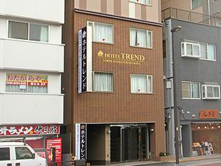 北淺草車站飛行時尚飯店Hotel Trend Tobuasakusaekikita