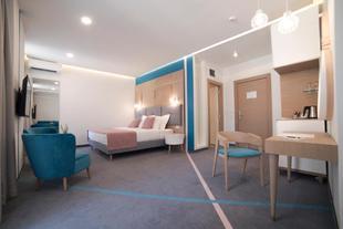 城市棲息地現代舒適套房旅館