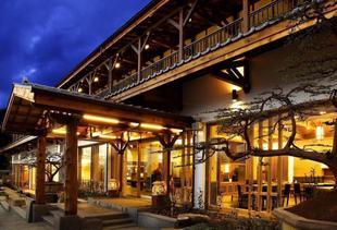 清境龍莊日式會館 Dragonmanor Resort