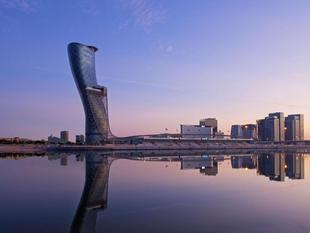 阿布扎比安達茲首都門凱悅概念飯店 Andaz Capital Gate Abu Dhabi – a Concept by Hyatt