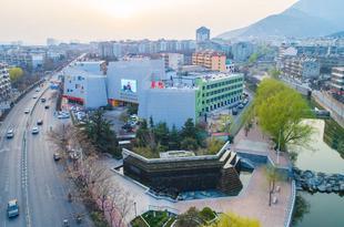 泰安果然城市酒店Guoran City Hotel
