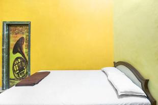 Guest house room in Anjuna, Goa, by GuestHouser 9745