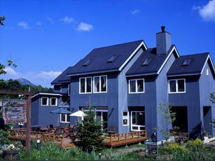 清裡綠中藍賓館Kiyosato Guest House Blue in Green