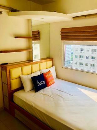 塞嫩的2臥室公寓 - 35平方公尺/1間專用衛浴 Green pramuka city apartment 2BR by Aneka Pesona