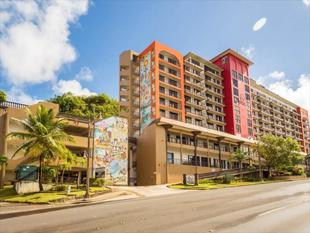 关島湾景飯店Bayview Hotel Guam