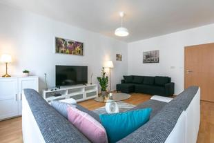 Spacious Apartment in the Old Town of Bratislava