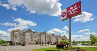 最佳西方Plus弗雷得瑞克登飯店&套房Best Western Plus Fredericton Hotel and Suites