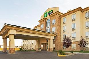 大草原城智選假日飯店Holiday Inn Express Grande Prairie