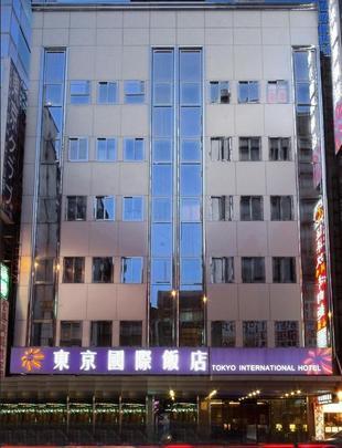 台北東京國際飯店Tokyo International Hotel
