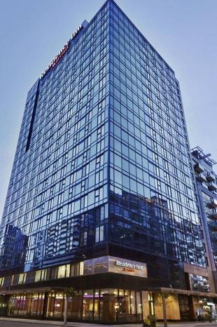 多倫多市中心娛樂區萬豪居家飯店Residence Inn by Marriott Toronto Downtown/Entertainment District