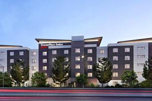 拉斯維加斯市中心萬豪唐普雷斯飯店TownePlace Suites Las Vegas City Center