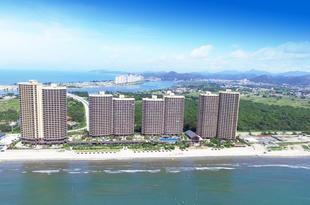 惠東雙月灣虹港灣酒店公寓Honggangwan Apartment Hotel