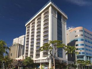 豪庫拉尼威基基希爾頓分時度假俱樂部Hokulani Waikiki by Hilton Grand Vacations