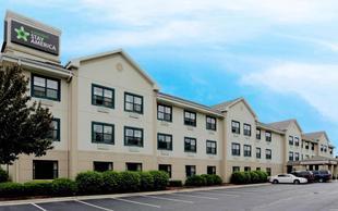 布盧明頓 - 諾瑪爾美國長住飯店Extended Stay America Bloomington Normal