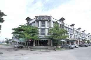 喜悅旅館巴生中央店Grand Kapar Hotel - Klang Sentral