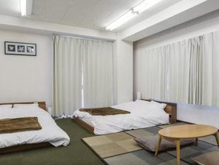 SI 大客房公寓 - 大阪中央SI Large Room Apartmenet in Central Osaka