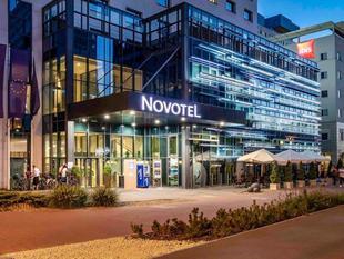 羅茲中心諾富特飯店Novotel Lodz Centrum Hotel