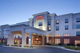 希爾頓歡朋套房飯店 - 波格太羅Hampton Inn and Suites Pocatello