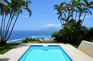 Grande Villa Tiare -Tahiti - piscine & vue -7 pers