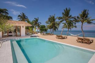 邦珀爾的3臥室 - 400平方公尺/4間專用衛浴 Kya Beach House Beachfront Private Pool Sunsets